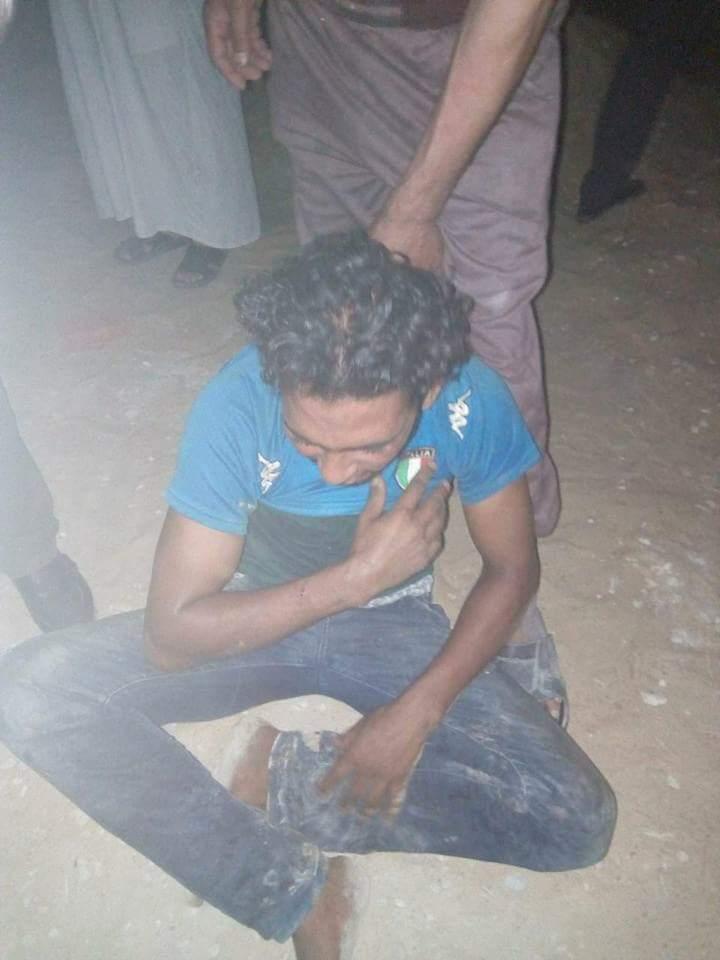 يضبطون لص بعد سرقته لأحد الشقق بالعاشر من رمضان 2