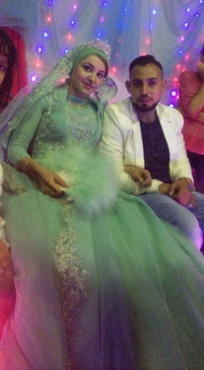 الكاملة لمصرع عروسين صبيحة ليلة زفافهما بمشتول السوق 1