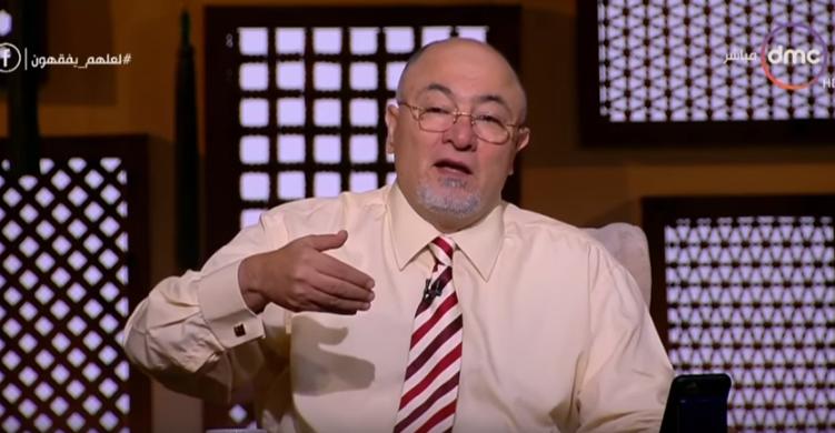 .. «خالد الجندي» يوضح حكم الخطأ فى قراءة القرآن أثناء الصلاة