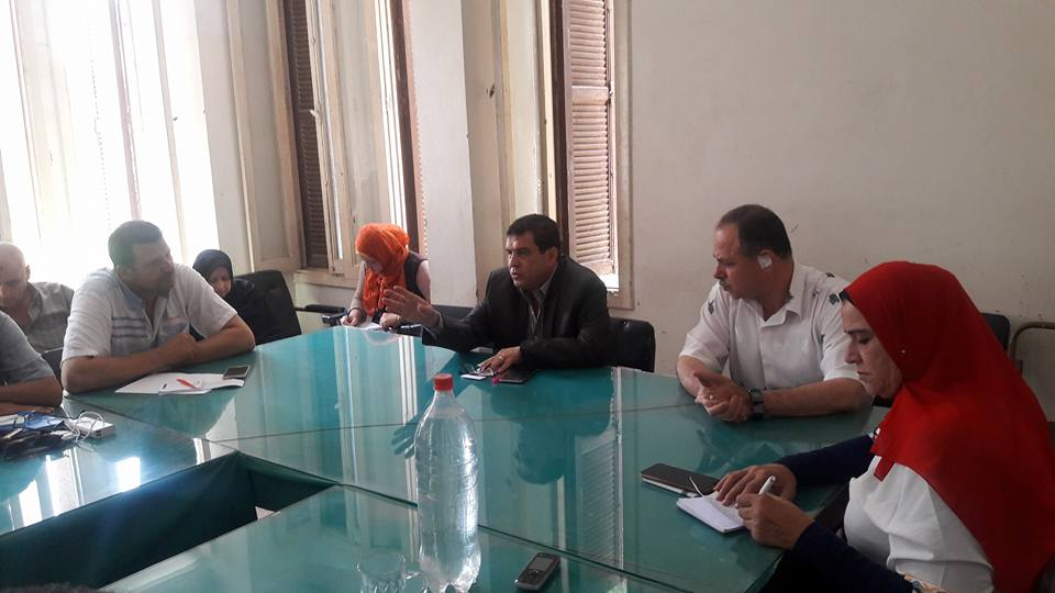 مدينة فاقوس يعقد مؤتمر لتفعيل دور مؤسسات المجتمع المدني