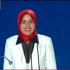 إحدى المشاركات بمؤتمر الشباب بالإسكندرية توجه رسالة للرئيس.. والسيسي يرد
