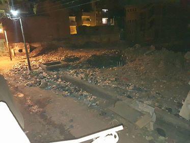 القمامة تحاصر مدرسة طلعت حرب التجارية بالزقازيق والأهالي تستغيث 2