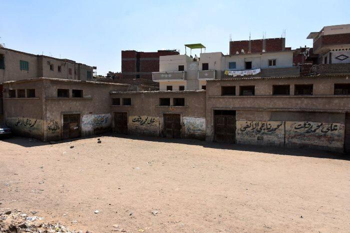 مستشفى عسكري بمنطقة الزراعة بالزقازيق3