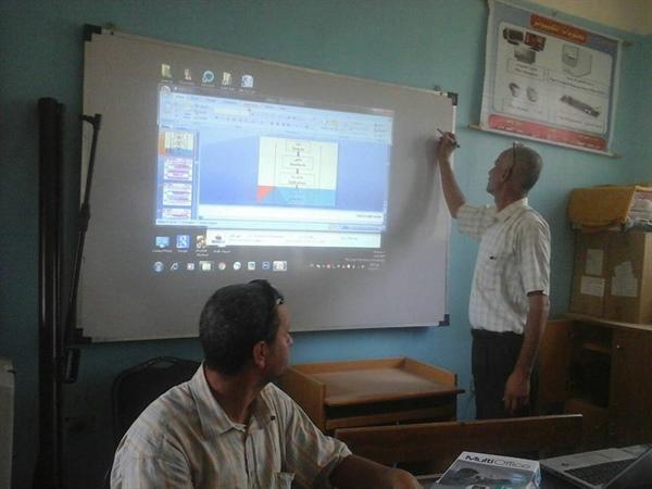 تطبيق نظام الجودة في معهدي إنشاص الرمل وكفر صقر