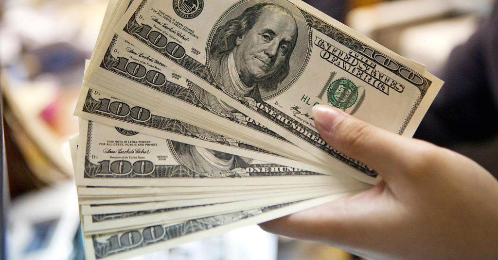 ملحوظ لأسعار الدولار في بداية تعاملات البنوك اليوم