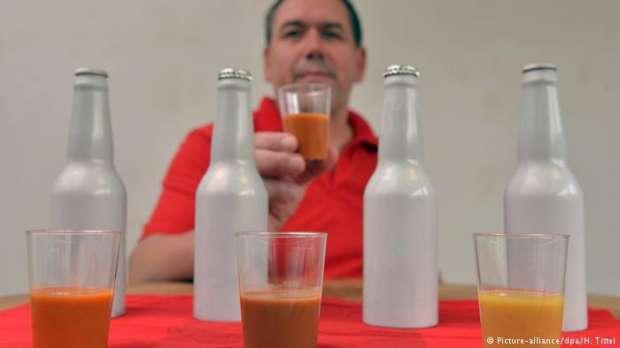 يبتكر مشروب اللحمة بـ 3 نكهات