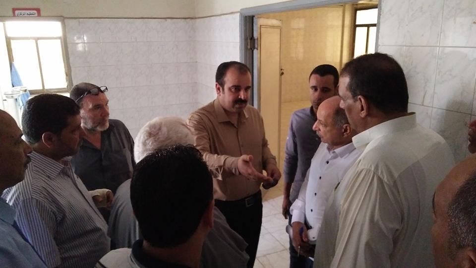 وزارة الصحة بالشرقية يتفقد مركز طب الأسرة بـ«الأسدية» بأبو حماد3