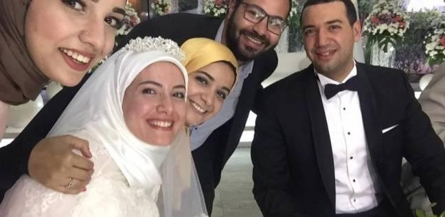 نتيجة بحث الصور عن بسنت نور الدين وزوجها