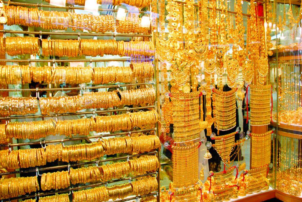 أسعار الذهب اليوم وعيار 21 يسجل هذا السعر