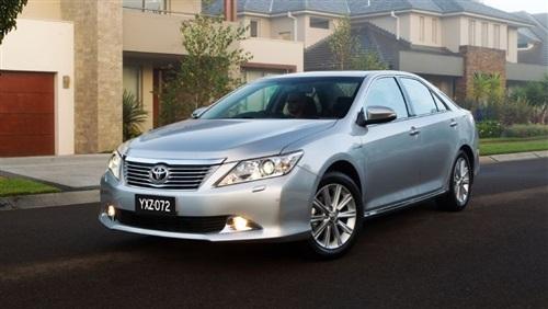 تويوتا تقرر إيقاف إنتاج سيارتها أوريون بأستراليا   الشرقية توداي