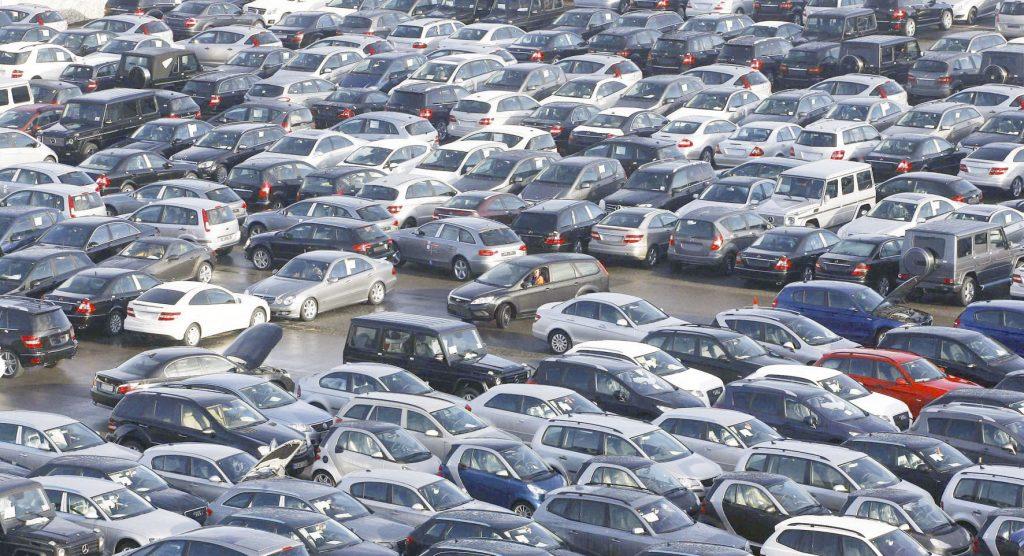 تتصدر الدول العربية فى استيراد السيارات الصينية