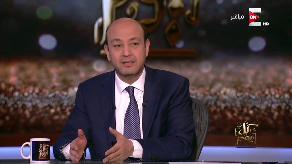 تعليق من عمرو أديب بعد هزيمة الأهلي بتونس