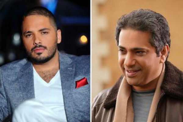 الحكم بسجنه .. رامي عياش يهاجم فضل شاكر بهذه التغريدة