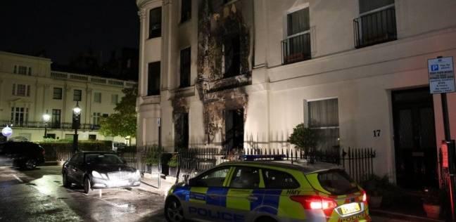 يلتهم منزل فخم في لندن.. صاحبته مصرية