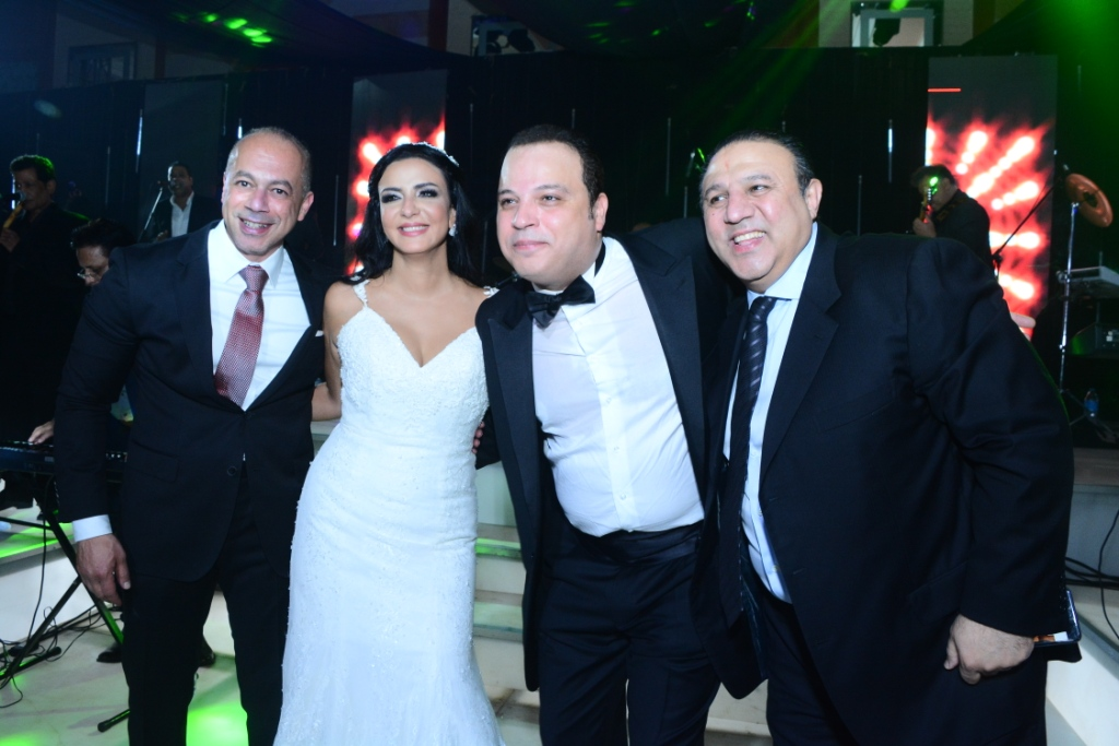 تامر عبد المنعم وزوجته المنفصل