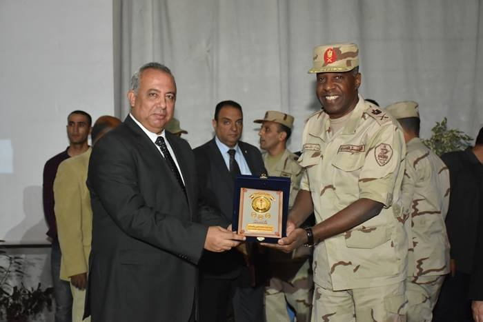 الشرقية يشهد الندوة التثقيفية الثانية للقوات المسلحة بجامعة الزقازيق3