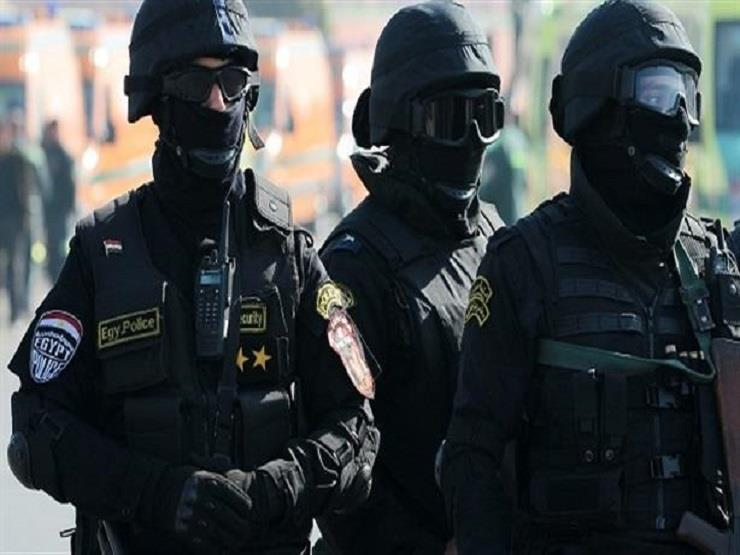 أسماء 5 شهداء من الشرطة في اشتباكات الواحات