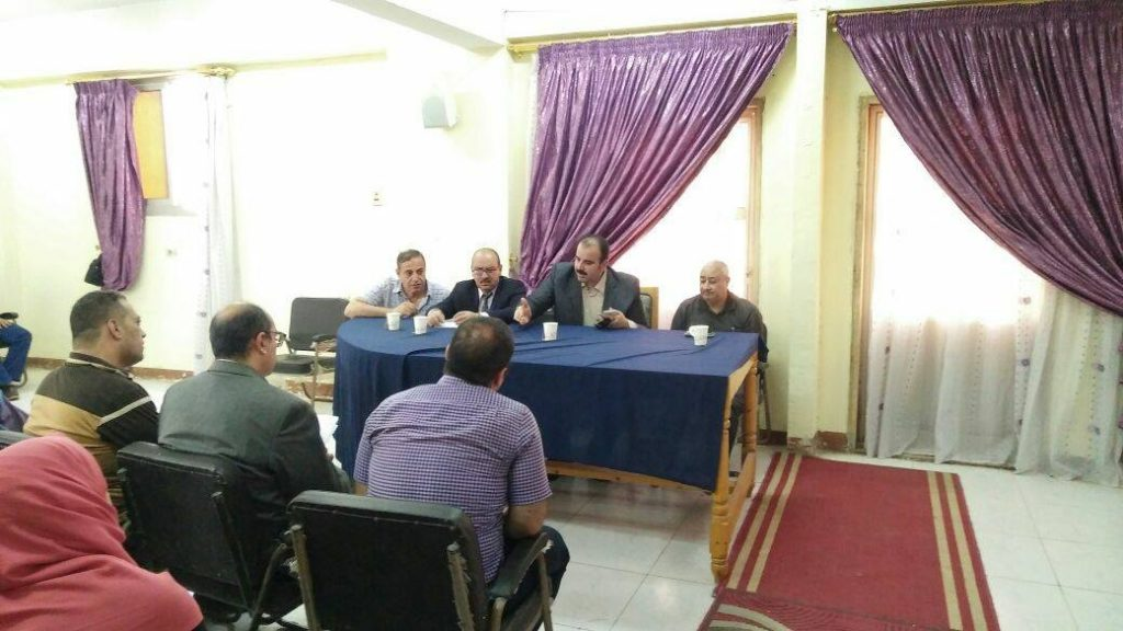 «صحة الشرقية» يجتمع بمديري الإدارات الصحية والمستشفيات بالمحافظة 1