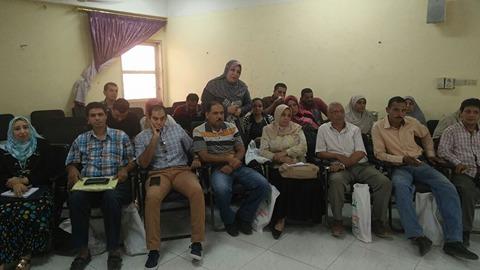 «صحة الشرقية» يجتمع بمديري الإدارات الصحية والمستشفيات بالمحافظة 2