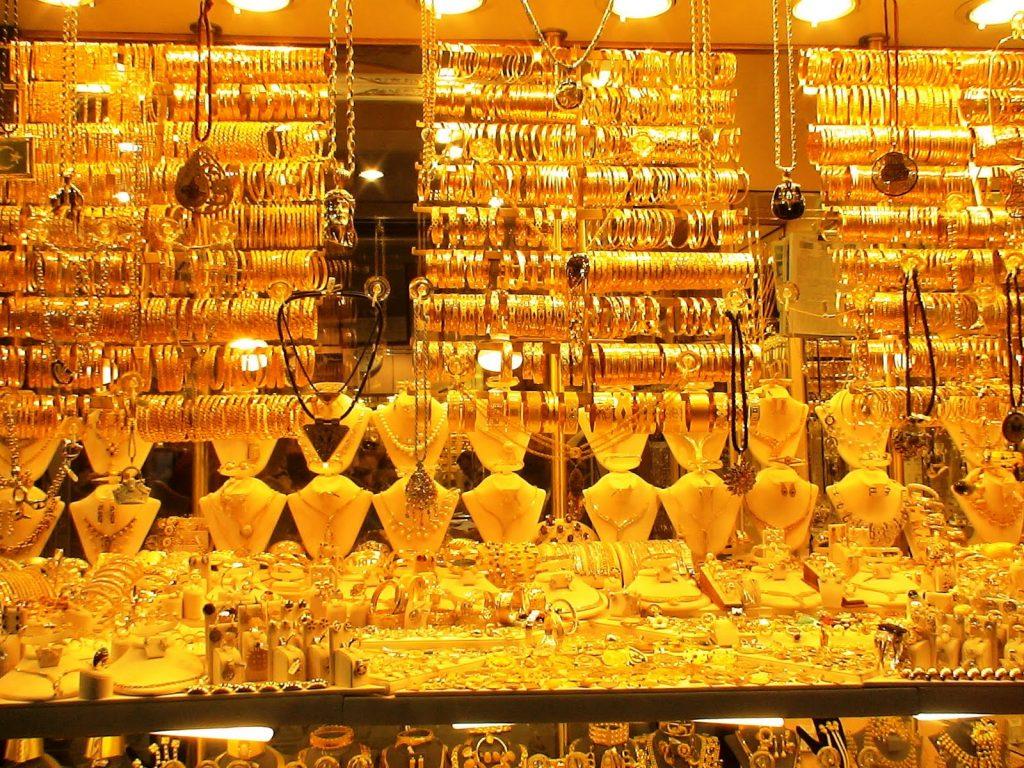 أسعار الذهب 8 نوفمبر