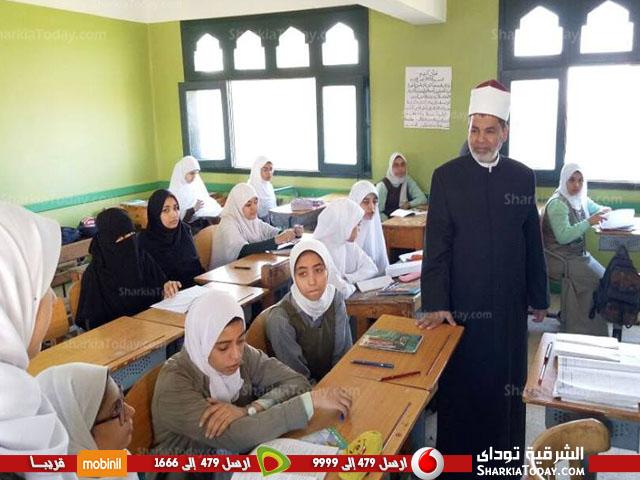 «محمد السروي» رئيساً لمنطقة الشرقية الأزهرية2