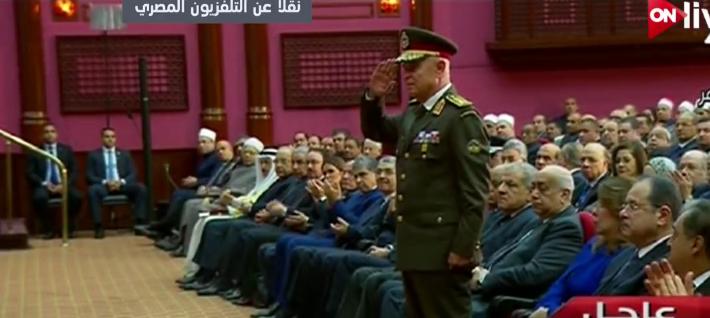 يلزم رئيس الأركان باستعادة الأمن والاستقرار في سيناء خلال 3 أشهر