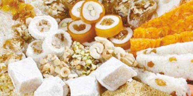 إعدام 4.9 طن حلوى المولد غير صالحة للاستهلاك الأدمى