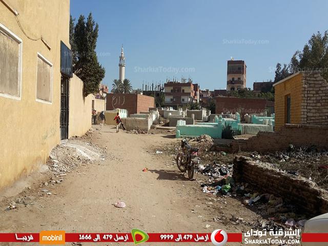 والصرف الصحي عنوان معهد فتيات أبوحماد.