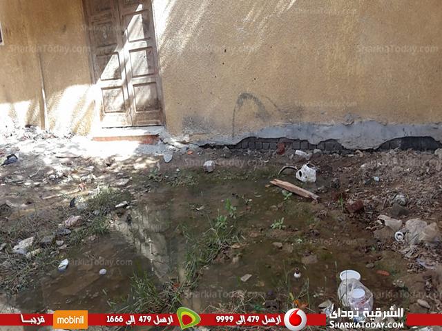 والصرف الصحي عنوان معهد فتيات أبوحماد6