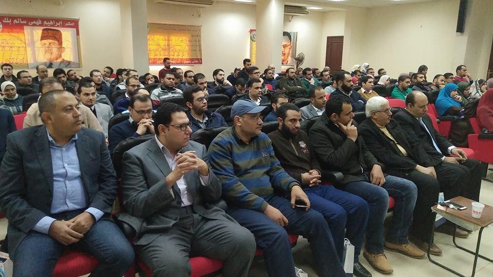 العلمي لأطباء الأسنان بمحافظة الشرقية 1