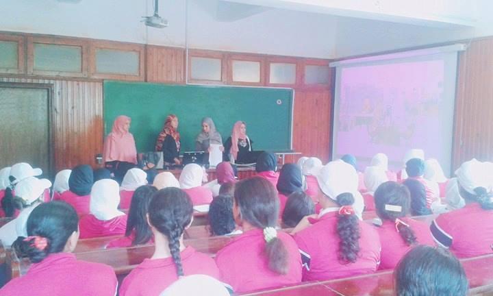 تدريبي عن الإسعافات الأولية لطلاب الجامعة ومواطني قرى الشرقية1