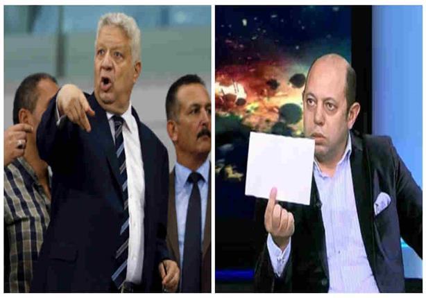 مرتضى منصور على تصريحات أحمد سليمان مع شوبير