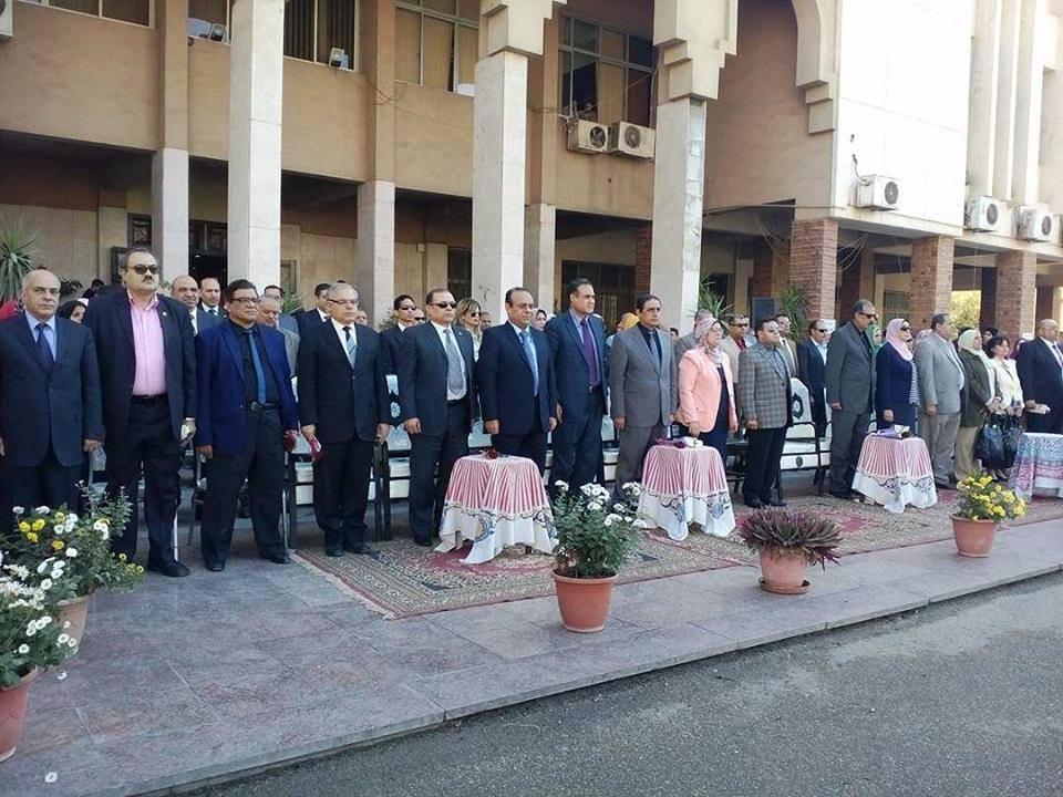 الزقازيق تحتفل بتدشين فعاليات مهرجان البيئة الخامس عشر 1