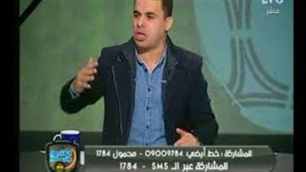 الغندور يتشفى في مرتضى منصور بعد هزيمة الزمالك من المقاصة