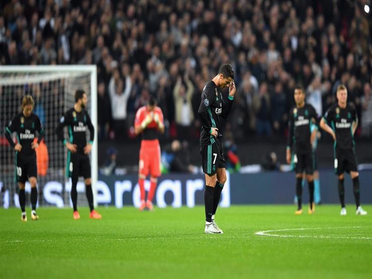 فادحة لريال مدريد بثلاثية أمام توتنهام بدوري الأبطال