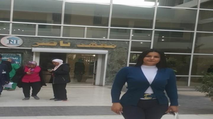 المصري تزور مصابي مسجد الروضة.. «أنا اطمنت على البلد»2