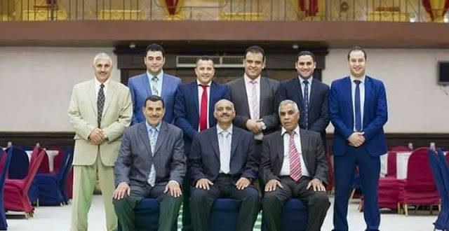 رئيساً وزيدان نائباً لمركز شباب ديرب نجم