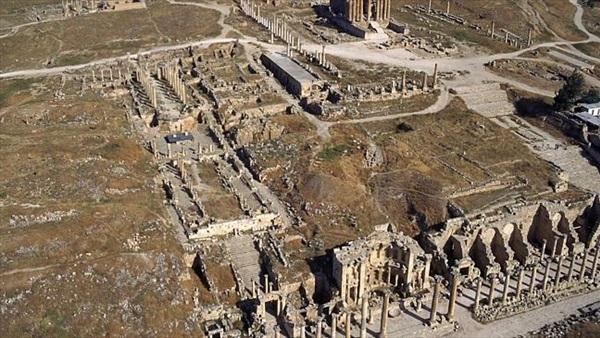 آثار بجامعة غرب أستراليا يكشف كنزا أثريا ضخما في السعودية