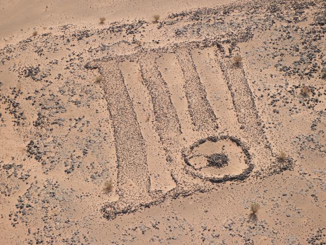 آثار بجامعة غرب أستراليا يكشف كنزا أثريا ضخما في السعودية3