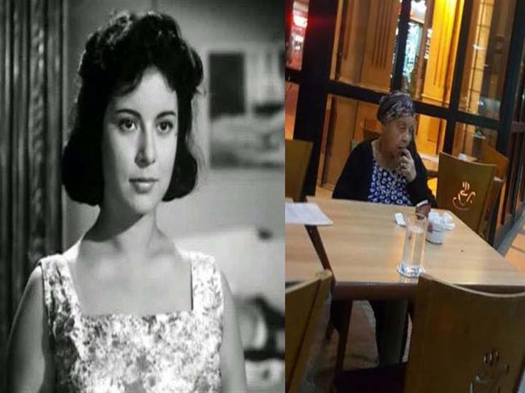 أول تصريحات لها.. آمال فريد تحكي عن سبب جلوسها على المقهى