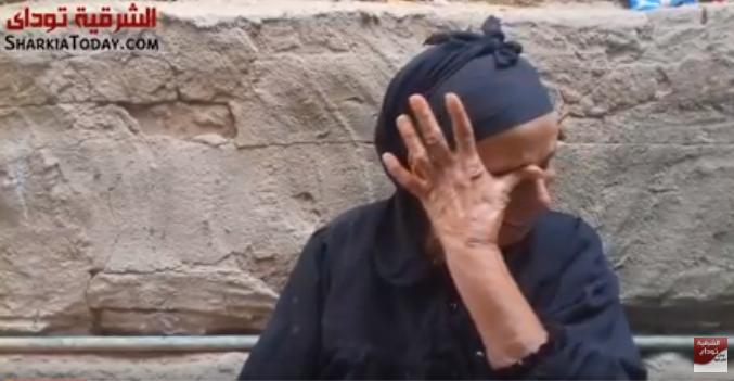 أسرة مشردة مات عائلها الوحيد.. والأم تستنجد عايشين وسط التعابين2