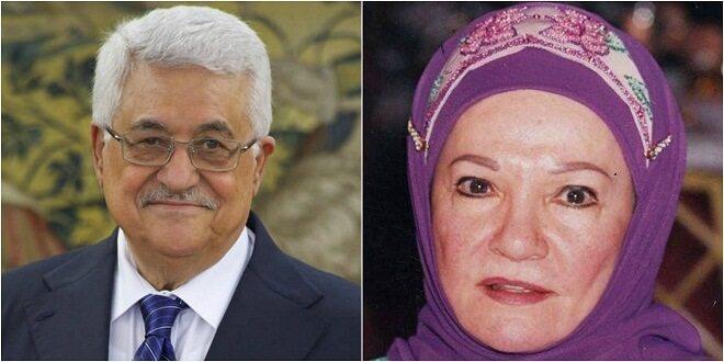 السبب.. أسرة شادية تشكر الرئيس الفلسطيني