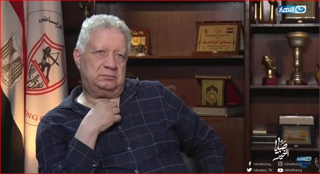 مرتضى منصور يكشف كواليس قضية زينة وعز وحبس عادل إمام   الشرقية توداي