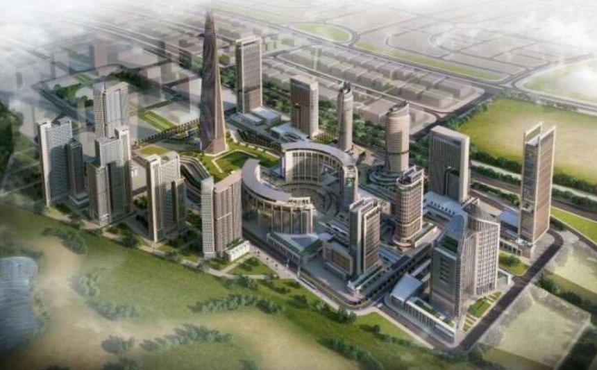 تبني أطول برج في أفريقيا بالعاصمة الإدارية الجديدة