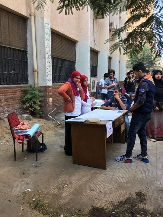 «أكتوبر العزة والكرامة» بجامعة الزقازيق يختتم فعالياته 1