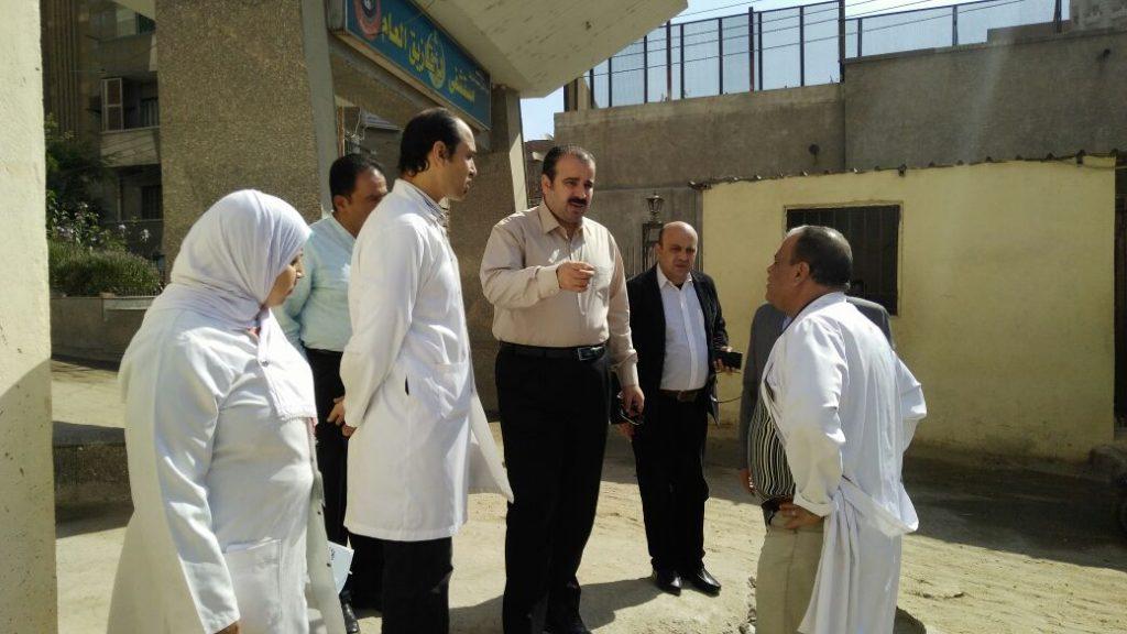 وزارة صحة الشرقية يتفقد الدورة التدريبية لرفع أداء الصيانة الطبية 4