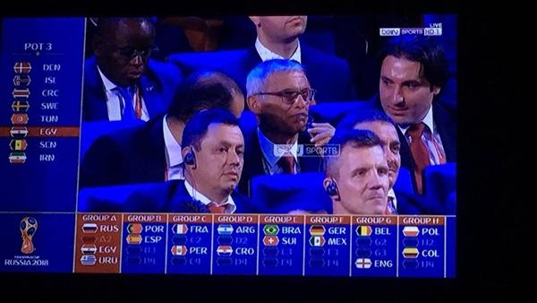 رد فعل من كوبر بعد معرفه قرعة مصر بكأس العالم