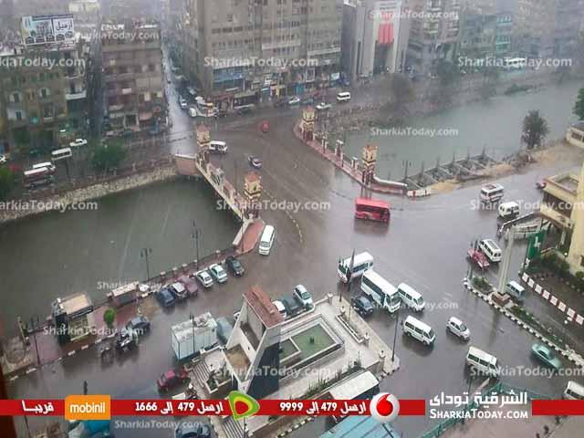 الأرصاد الجوية تحذر المواطنين   الشرقية توداي