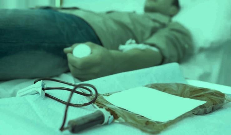 توضح فصائل الدم التي يمكنك التبرع لها والعكس