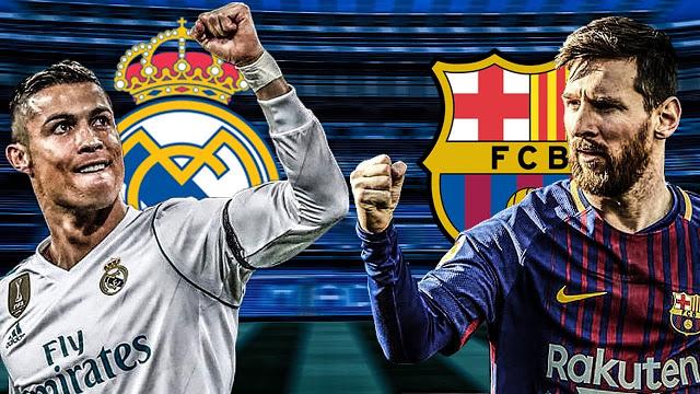 بث مباشر مباراة ريال مدريد وبرشلونة اليوم يوتيوب